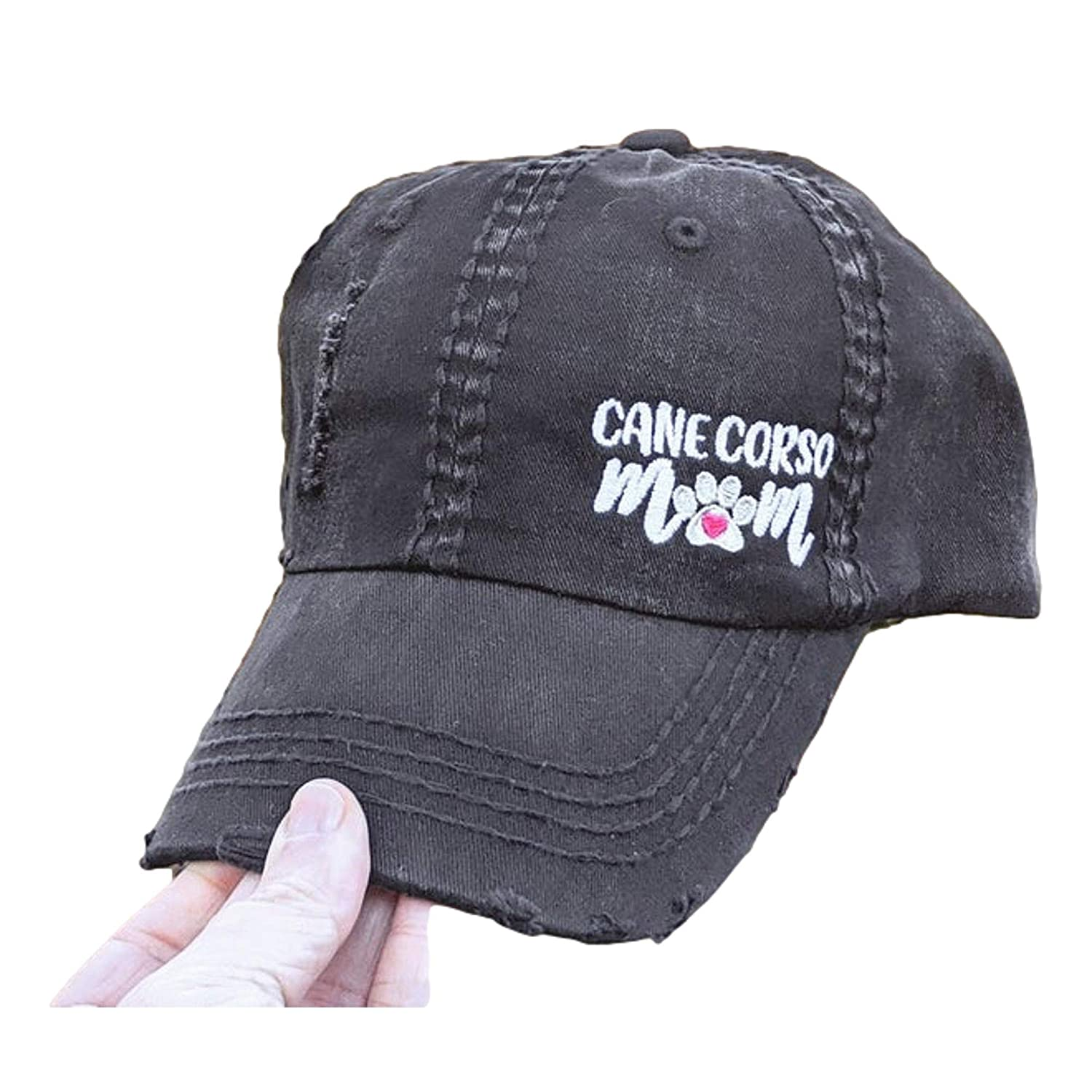 Loaded Lids Customized Women's Mom Shipping included Corso Cane Hat Clearance SALE! Limited time!