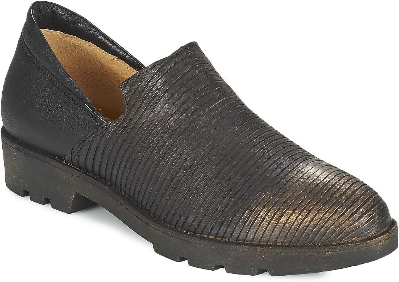 Papucei Dino Derby-Schuhe & Richelieu Damen Schwarz Bronze Derby-Schuhe  | Vorzügliche Verarbeitung