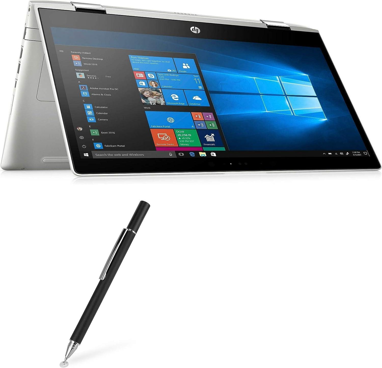 Stylus Pen for HP ProBook x360 440 G1 (Stylus Pen by BoxWave) - FineTouch Capacitive Stylus, Super Precise Stylus Pen for HP ProBook x360 440 G1 - Jet Black