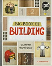 Big Book of Building: Duct Tape, Paper, Cardboard, and Recycled Projects to Blast Away Boredom (Imagine It, Build It)