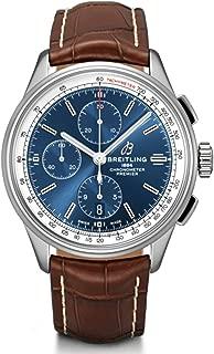 Breitling Premier Chronograph Blue Dial 42mm A13315351C1P1
