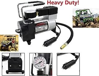 OSHOTTO 12V Portable Car Electric Inflator Pump Air Compressor 150PSI Electric Tire Tyre Inflator Pump for Tata Tiago