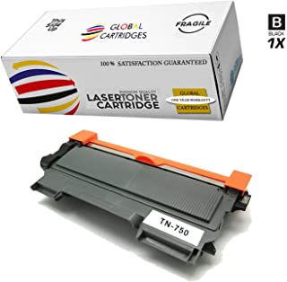 GLB Premium Quality Brother TN750 Compatible High Yield Toner Cartridge