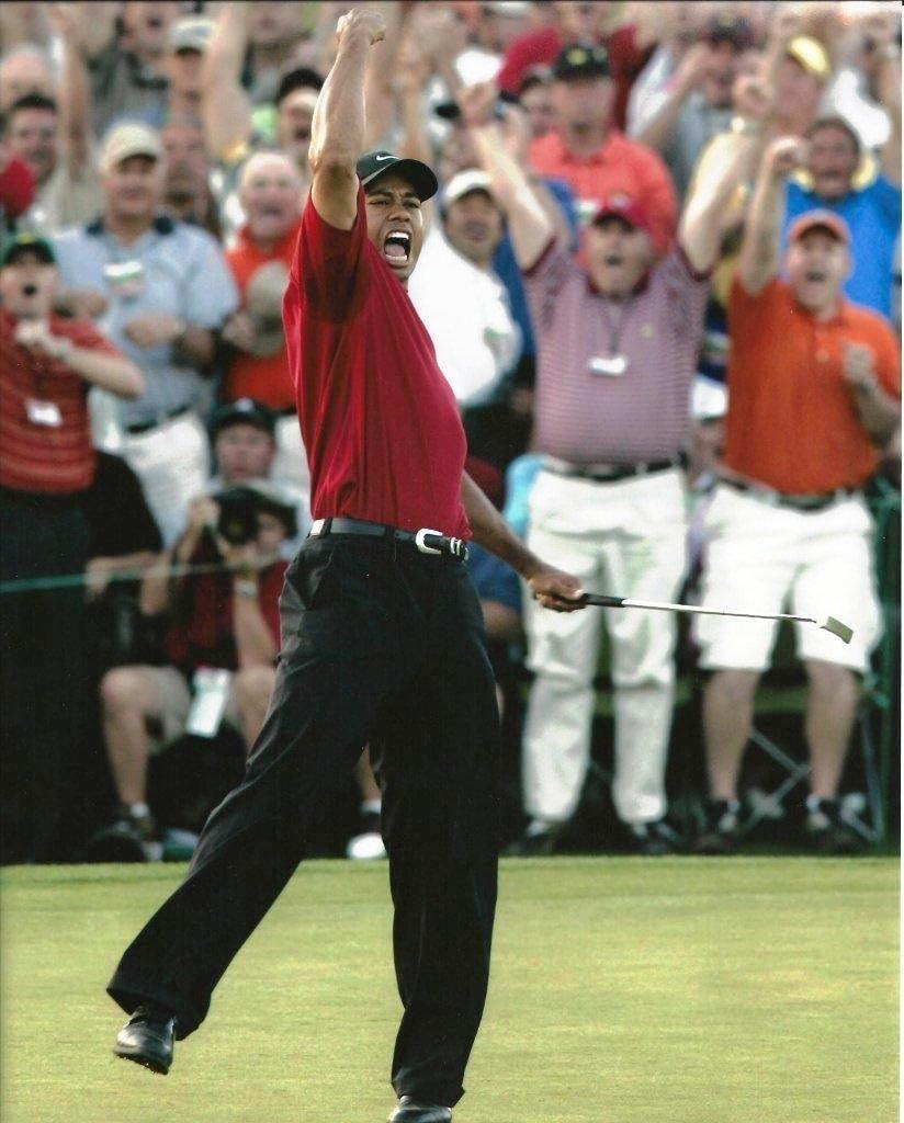 Tiger Woods - Long-awaited 20