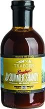Traeger SAU034 Leinenkugel's Summer Shandy BBQ Sauce 16 OZ, Brown