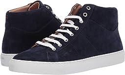 Mid Top Suede Sneaker
