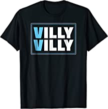 Villy Villy Shirt Basketball Champs