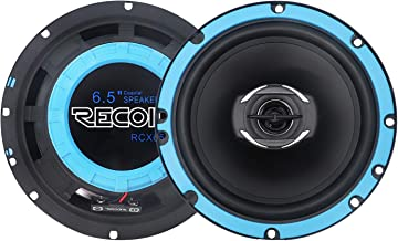 RECOIL RCX65 Echo Series 6.5-Inch Car Audio Coaxial Speaker System photo