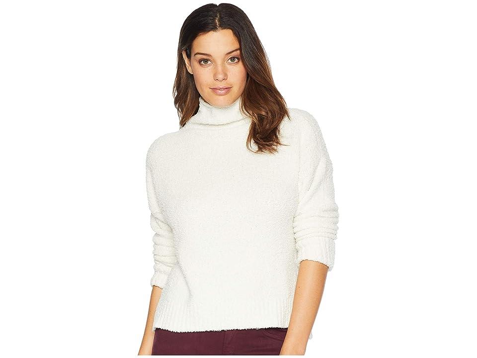 UGG Sage Fluffy Sweater Knit (Cream) Women