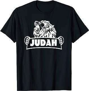 Hebrew Israelite Clothing Lion Of Judah T Shirt