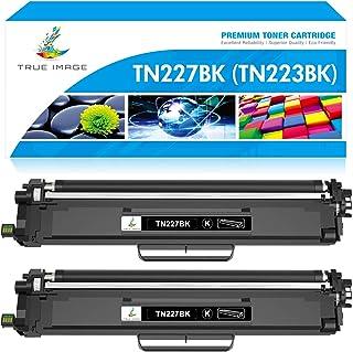True Image Compatible Toner Cartridge Replacement for Brother TN227 TN227bk TN223 HL-L3210CW HL-L3290CDW HL-L3230CDW MFC-L...