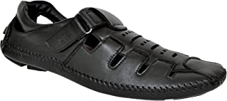 Lee Fox Sandle Casual Shoes LF ROM18 BLK