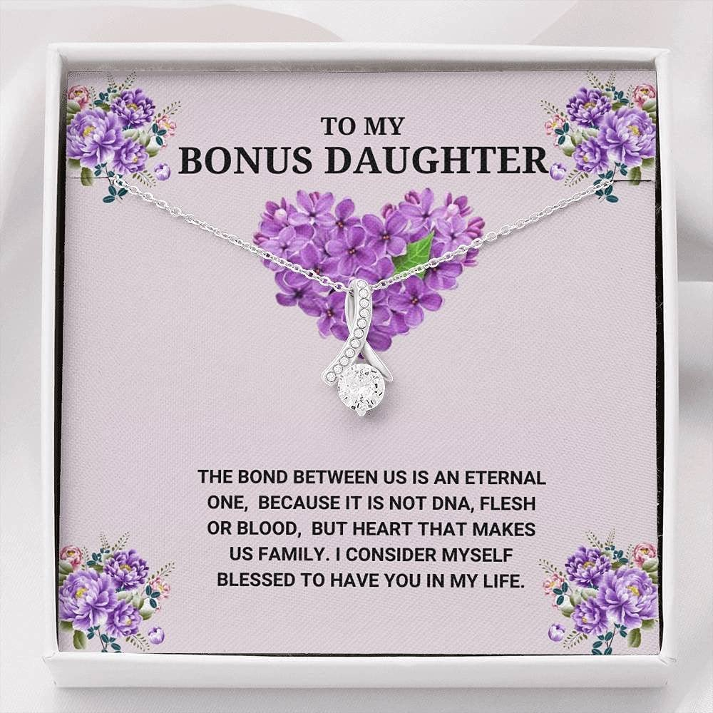 Personalized Gift - To My Beauty Neckl Bonus Sale SALE% OFF Daughter Alluring Special price for a limited time