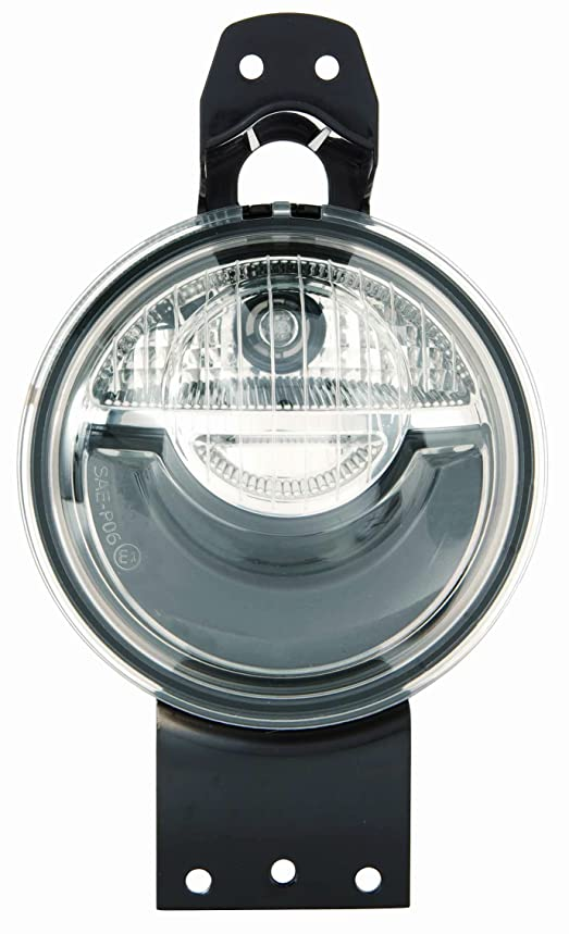 Depo 882-1607N-AQ MINI Cooper Driver Side Park Lamp Assembly with Bulb and Socket