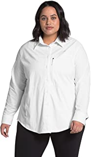 The North Face Women's Plus Size Outdoor Trail Long Sleeve Shirt
