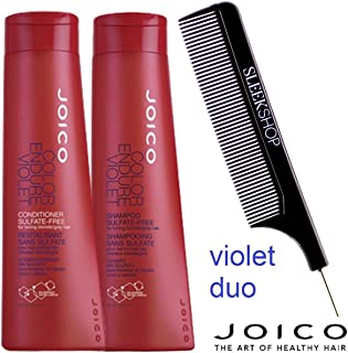 Best joico color endure violet shampoo and conditioner Reviews