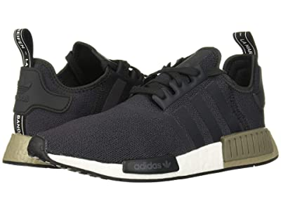 adidas Originals NMD_R1 (Carbon/Carbon/Trace Cargo) Men