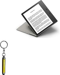Caneta Stylus Amazon Kindle Oasis (3ª geração 2019), BoxWave [Bullet Capacitive Stylus] Mini caneta Stylus com argola para...