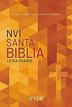 Santa Biblia NVI - Letra Grande - Económica