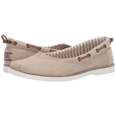 BOBS from SKECHERS Chill Luxe Saturdays (Taupe) Women