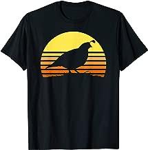 Quail Hunting Upland Bird Game Hunter Shooting Sports Gift T-Shirt