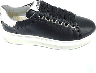 Keys Sneaker Scarpa Donna K-400 Ecopelle Soletta Pelle