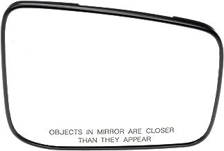 Dorman 56567 Nissan Rogue Passenger Side Heated Plastic Backed Door Mirror Glass