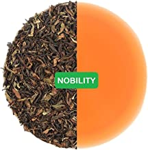 Nobility Standard Darjeeling Tea - Pure Unblended Darjeeling Loose Tea Leaf - Grown on Naturally Organic Land in The Himalayas - Size : 250g / 8.81oz / 125cups