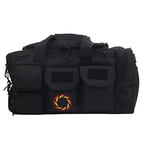 00f1418edc40 WODSuperStore Large Gym Bag with Shoe Compartment - by Rigor Gear - Workout  Bag for Men