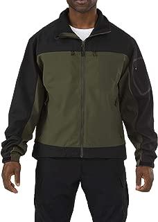 Tactical Men's Chameleon Soft Shell Jacket, Polyester Fabric, Inner Mesh Lining, Style 48099