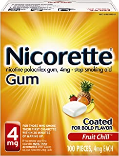 nicotine chewing gum price