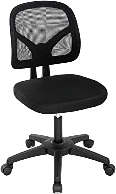 Home Office Chair Ergonomic Desk Chair Mesh Computer Chair with Lumbar Support Swivel Rolling Executive Adjustable Task Chair