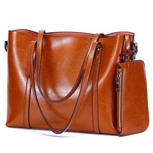 f91800396a Covelin Women s Handbag Genuine Leather Tote Shoulder Bags Large Hot