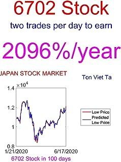 Price-Forecasting Models for Fujitsu Ltd 6702 Stock (Nikkei 225 Components) (English Edition)