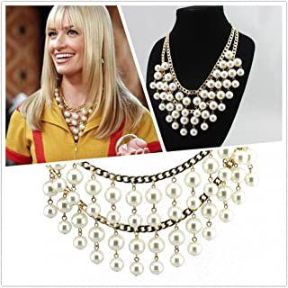 two broke girls necklace