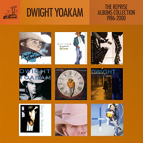 The Reprise Albums Collection- 1986-2000 by Dwight Yoakam on