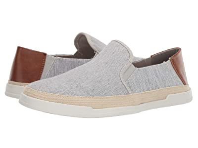 Steve Madden Sandbarr (Grey Fabric) Men