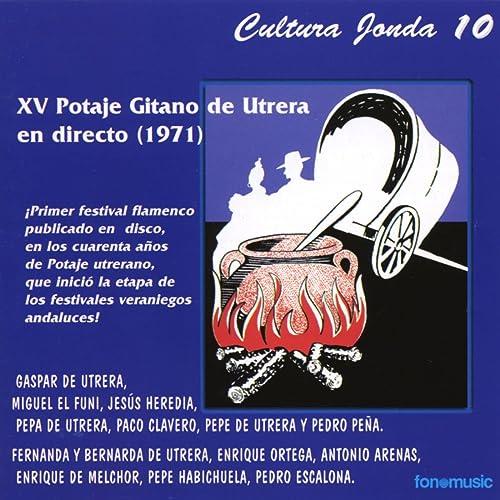 Fiesta En Utrera (Bulerías) de Bernarda De Utrera/Fernanda ...