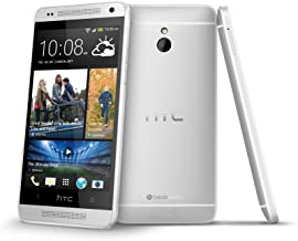 HTC One Mini 16GB 4G LTE Unlocked GSM Android Smartphone - Silver (No Warranty)