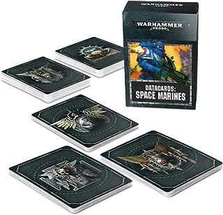 Warhammer 40K: Space Marines Datacards