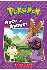 Race to Danger (Pokémon: Chapter Book) Kindle Edition
