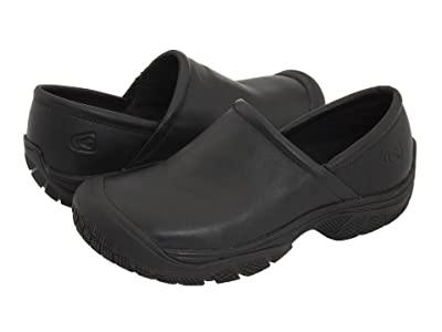 Keen Utility PTC Slip-On II (Black) Men
