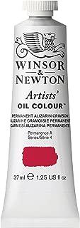 Winsor & Newton Artists' Oil Colour Paint, 37ml Tube, Permanent Alizarin Crimson Hue