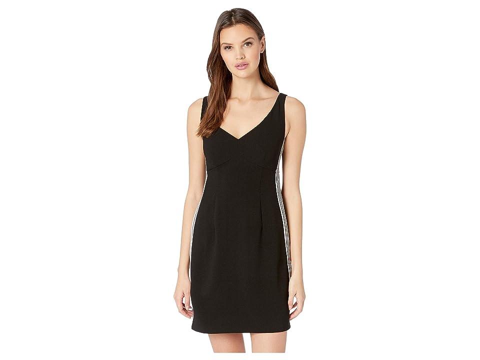 Nanette Lepore Hot Stuff Slip Dress (Black) Women
