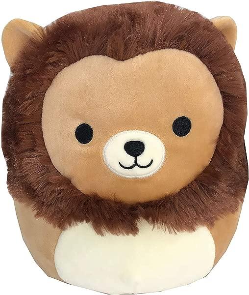 Squishmallow Original Kellytoy Brown Lion 16 Stuffed Animal Pet Pillow Easter Holiday Birthday Gift