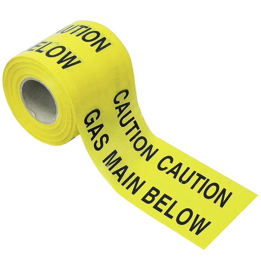 スチュワード母スペアUnderground警告テープ Gas