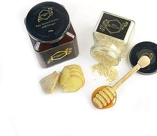 Blossom HoneyYemeni Honey with Ginger Raw Honey , Pure Honey , Healthy - 350 gm