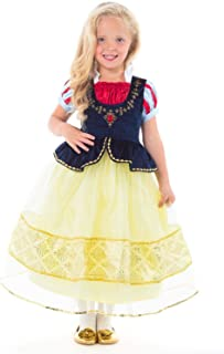 Deluxe Snow White Princess Dress Up Costume