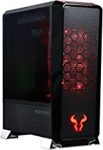 RIOTORO Full Tower, Fully Customizable RGB Color Gaming Case (CR1280)