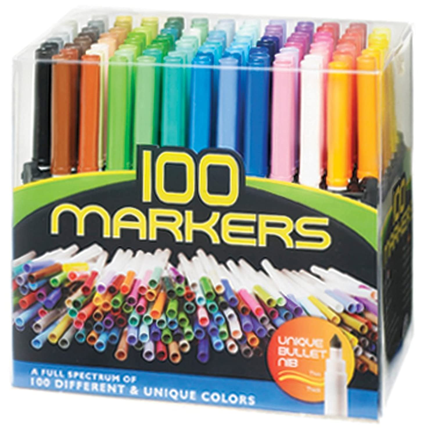 Pro Art PRO-MAR100 Bullet Point Marker Set